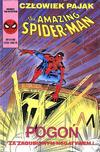 Cover for The Amazing Spider-Man (TM-Semic, 1990 series) #6/1990