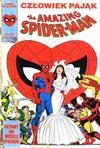 Cover for The Amazing Spider-Man (TM-Semic, 1990 series) #2/1991