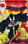 Cover for The Amazing Spider-Man (TM-Semic, 1990 series) #10/1992