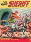 Cover for Der kleine Sheriff (Pabel Verlag, 1957 series) #76