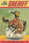 Cover for Der kleine Sheriff (Pabel Verlag, 1957 series) #77