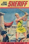 Cover for Der kleine Sheriff (Pabel Verlag, 1957 series) #79