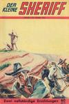 Cover for Der kleine Sheriff (Pabel Verlag, 1957 series) #80