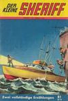 Cover for Der kleine Sheriff (Pabel Verlag, 1957 series) #81