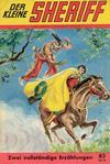 Cover for Der kleine Sheriff (Pabel Verlag, 1957 series) #83