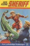 Cover for Der kleine Sheriff (Pabel Verlag, 1957 series) #84