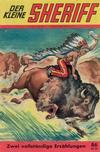 Cover for Der kleine Sheriff (Pabel Verlag, 1957 series) #86