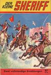 Cover for Der kleine Sheriff (Pabel Verlag, 1957 series) #87