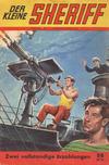 Cover for Der kleine Sheriff (Pabel Verlag, 1957 series) #88