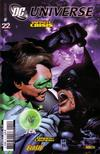 Cover for DC Universe (Panini France, 2005 series) #22
