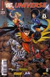 Cover for DC Universe (Panini France, 2005 series) #23