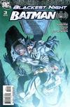 Cover Thumbnail for Blackest Night: Batman (2009 series) #3 [Standard Cover]