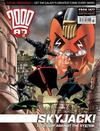 Cover for 2000 AD (Rebellion, 2001 series) #1477