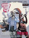 Cover for 2000 AD (Rebellion, 2001 series) #1482