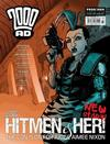 Cover for 2000 AD (Rebellion, 2001 series) #1484
