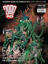 Cover for 2000 AD (Rebellion, 2001 series) #1493