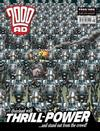 Cover for 2000 AD (Rebellion, 2001 series) #1496
