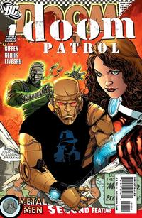 Cover Thumbnail for Doom Patrol (DC, 2009 series) #1 [Standard Cover]