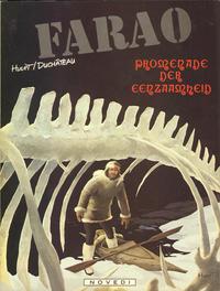 Cover Thumbnail for Farao (Novedi, 1981 series) #4 - Promenade der eenzaamheid
