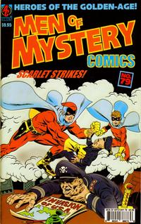 Cover Thumbnail for Men of Mystery Comics (AC, 1999 series) #79