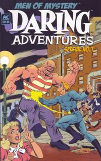 Cover Thumbnail for Men of Mystery Daring Adventures Special (AC, 2007 series) #1