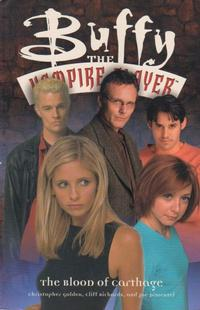 Cover Thumbnail for Buffy the Vampire Slayer: The Blood of Carthage (Dark Horse, 2001 series)
