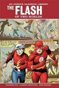 Cover Thumbnail for DC Comics Classics Library: The Flash of Two Worlds (DC, 2009 series)