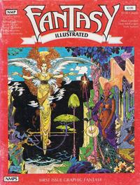 Cover Thumbnail for Fantasy Illustrated (New Media Publishing, 1982 series) #1