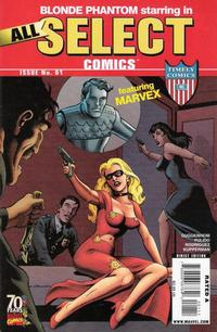 Cover Thumbnail for All Select Comics 70th Anniversary Special (Marvel, 2009 series) #1