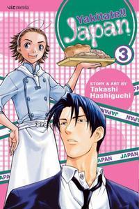 Cover Thumbnail for Yakitate!! Japan (Viz, 2006 series) #3