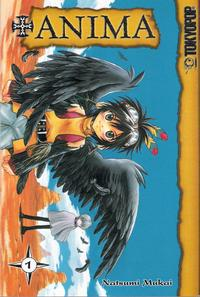 Cover Thumbnail for +Anima (Tokyopop, 2006 series) #1