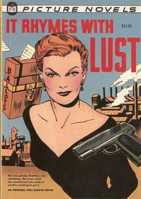 Cover Thumbnail for It Rhymes with Lust (Dark Horse, 2007 series)