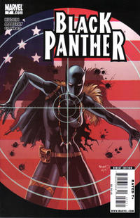 Cover Thumbnail for Black Panther (Marvel, 2009 series) #7