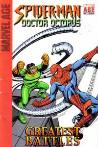 Cover Thumbnail for Target Spider-Man / Doctor Octopus: Greatest Battles (Marvel, 2004 series)