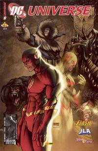 Cover Thumbnail for DC Universe (Panini France, 2005 series) #4