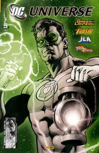 Cover Thumbnail for DC Universe (Panini France, 2005 series) #5
