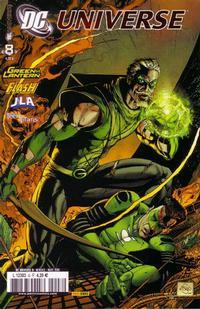 Cover Thumbnail for DC Universe (Panini France, 2005 series) #8