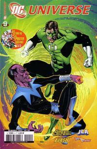 Cover Thumbnail for DC Universe (Panini France, 2005 series) #9
