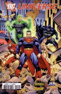 Cover Thumbnail for DC Universe (Panini France, 2005 series) #10