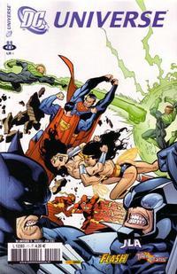Cover Thumbnail for DC Universe (Panini France, 2005 series) #11