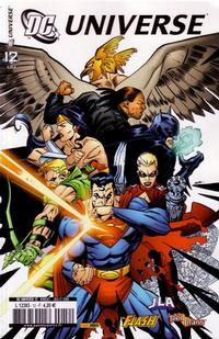 Cover Thumbnail for DC Universe (Panini France, 2005 series) #12