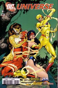 Cover Thumbnail for DC Universe (Panini France, 2005 series) #13