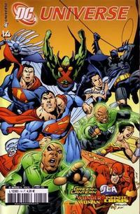 Cover Thumbnail for DC Universe (Panini France, 2005 series) #14