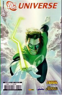 Cover Thumbnail for DC Universe (Panini France, 2005 series) #15