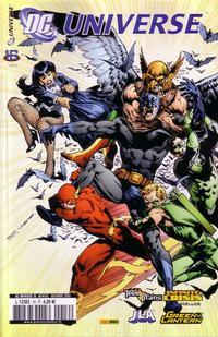 Cover Thumbnail for DC Universe (Panini France, 2005 series) #16