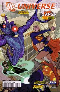 Cover Thumbnail for DC Universe (Panini France, 2005 series) #19