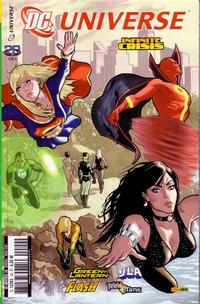Cover Thumbnail for DC Universe (Panini France, 2005 series) #20