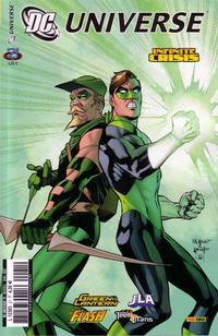 Cover Thumbnail for DC Universe (Panini France, 2005 series) #21