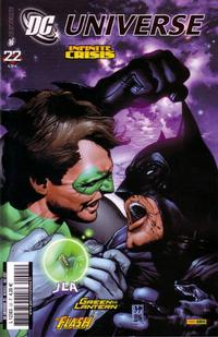 Cover Thumbnail for DC Universe (Panini France, 2005 series) #22