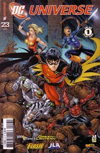 Cover Thumbnail for DC Universe (Panini France, 2005 series) #23